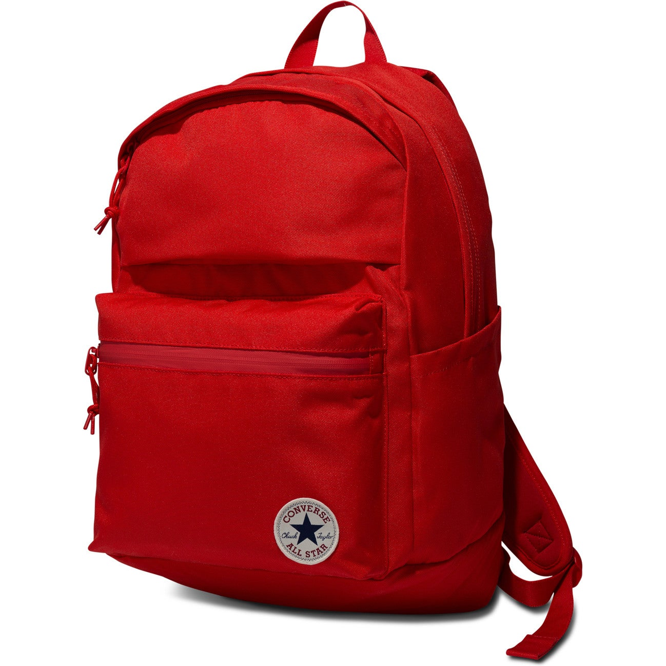 Converse Poly Chuck Plus 1.0 Unisex Rucksack - Red One Size  f6dc9b1067b85