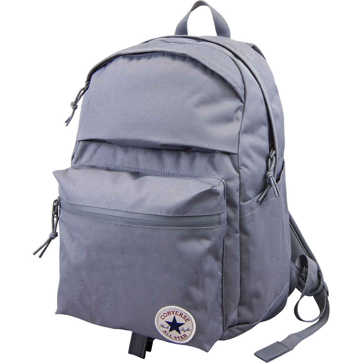 Converse Poly Chuck Plus 1.0 Unisex Rucksack - Cool Grey One Size  b239152cc79e5