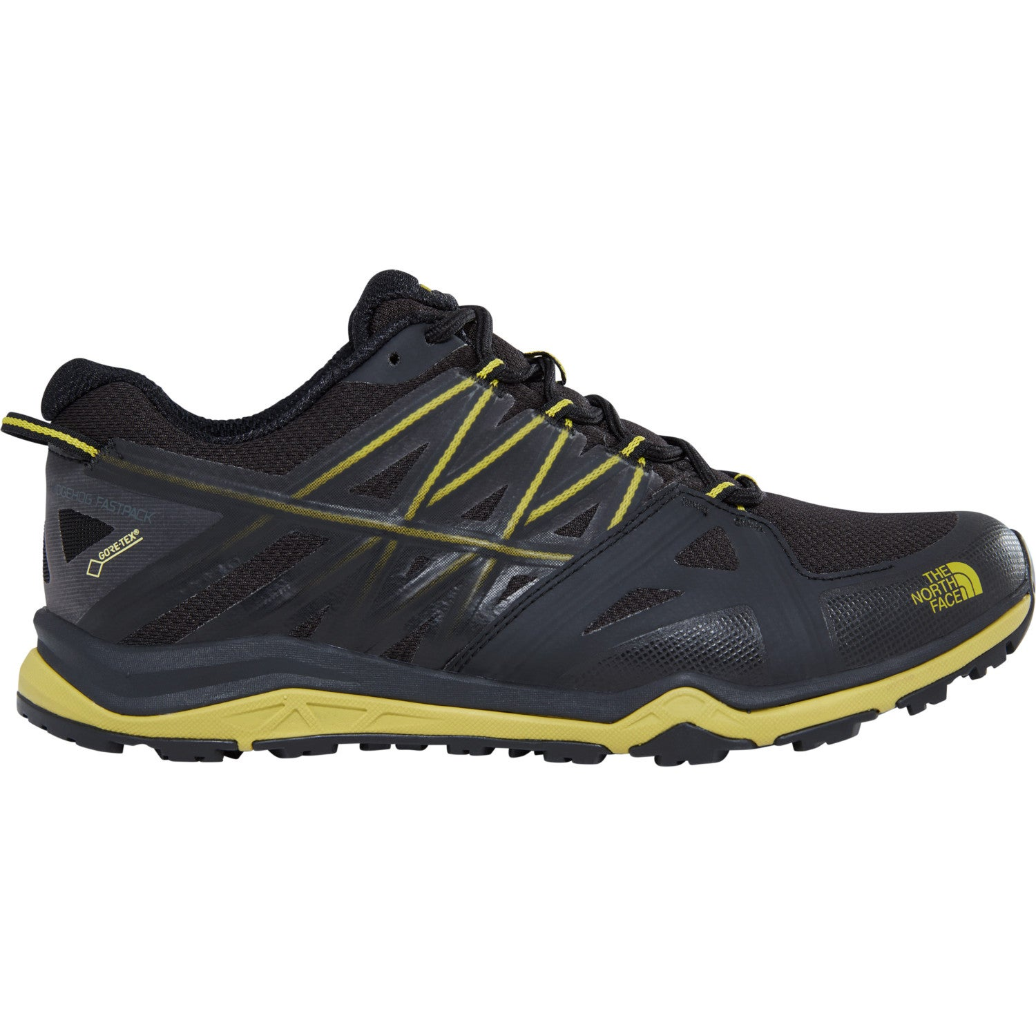 1d9a17f661c North Face Hedgehog Fastpack Lite Ii Gtx Mens Walking Shoes Black All Sizes