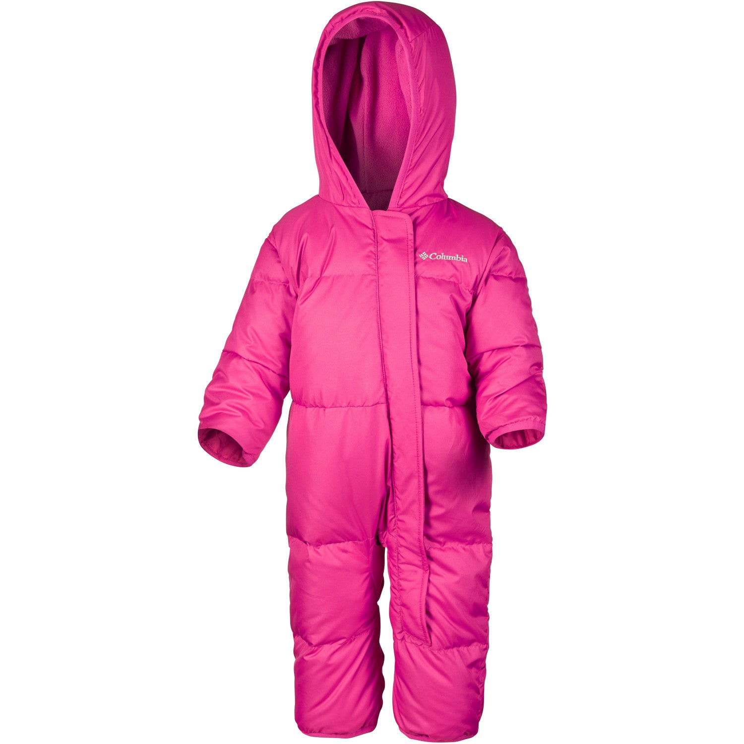 a4fb4dae4 Columbia Snuggly Bunny Bunting Toddler Kids Snowsuit Pink ~ Pink All Sizes