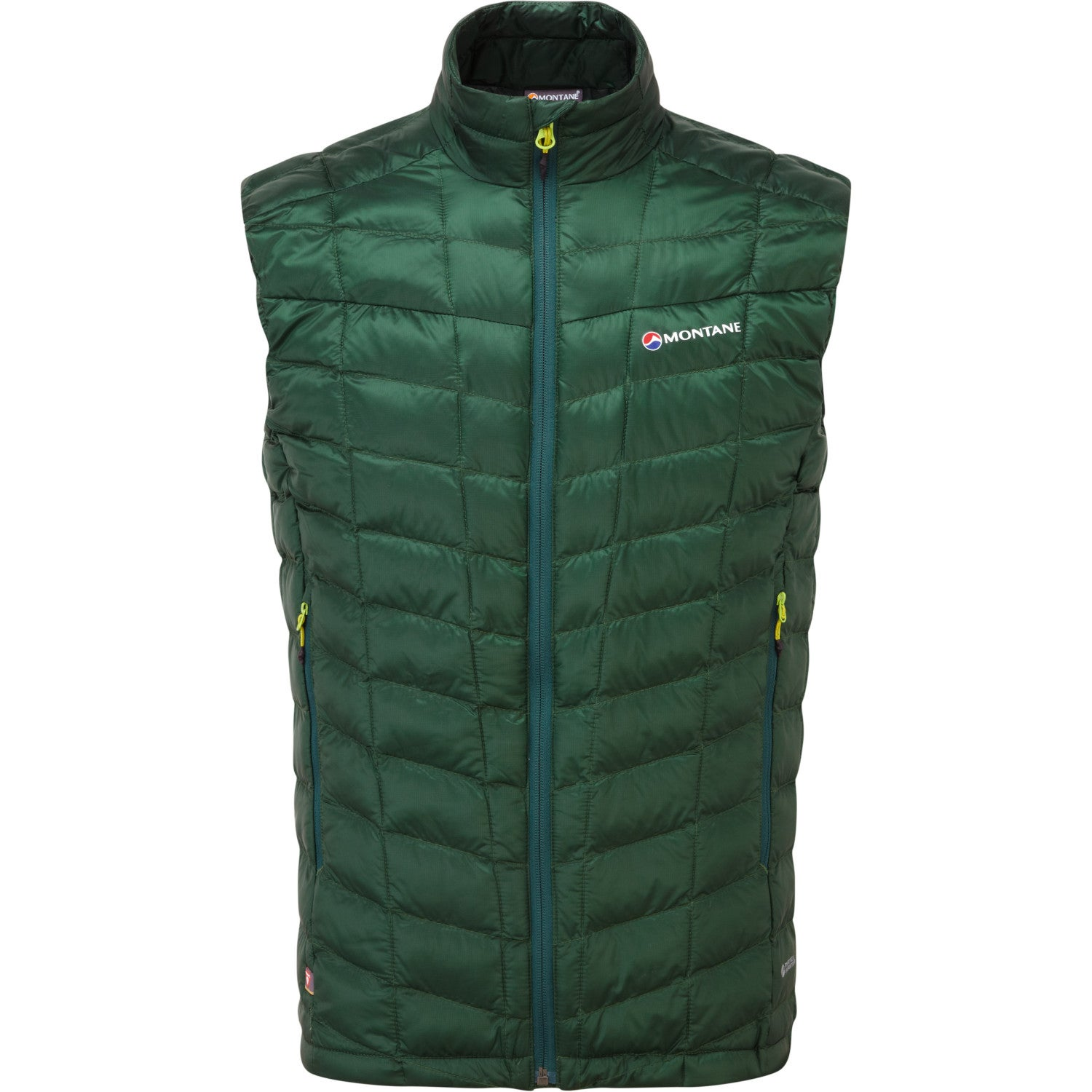 Montane Hi Q Luxe Mens Jacket Synthetic Fill Arbor Green