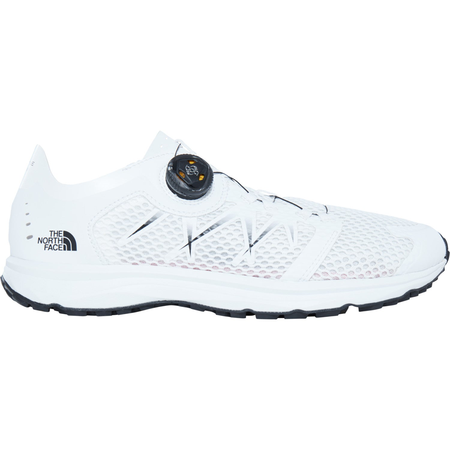 The North Face Litewave Flow Boa Mens Footwear Shoe - Tnf White All ... b16a0eaa8e68