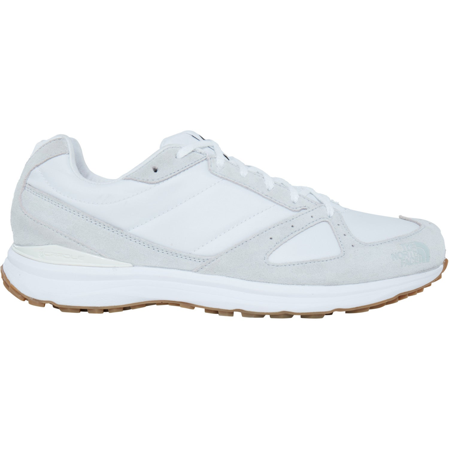 The North Face Traverse Tr Nylon Mens Footwear Shoe - Tnf White ... 4d7770d78c0b