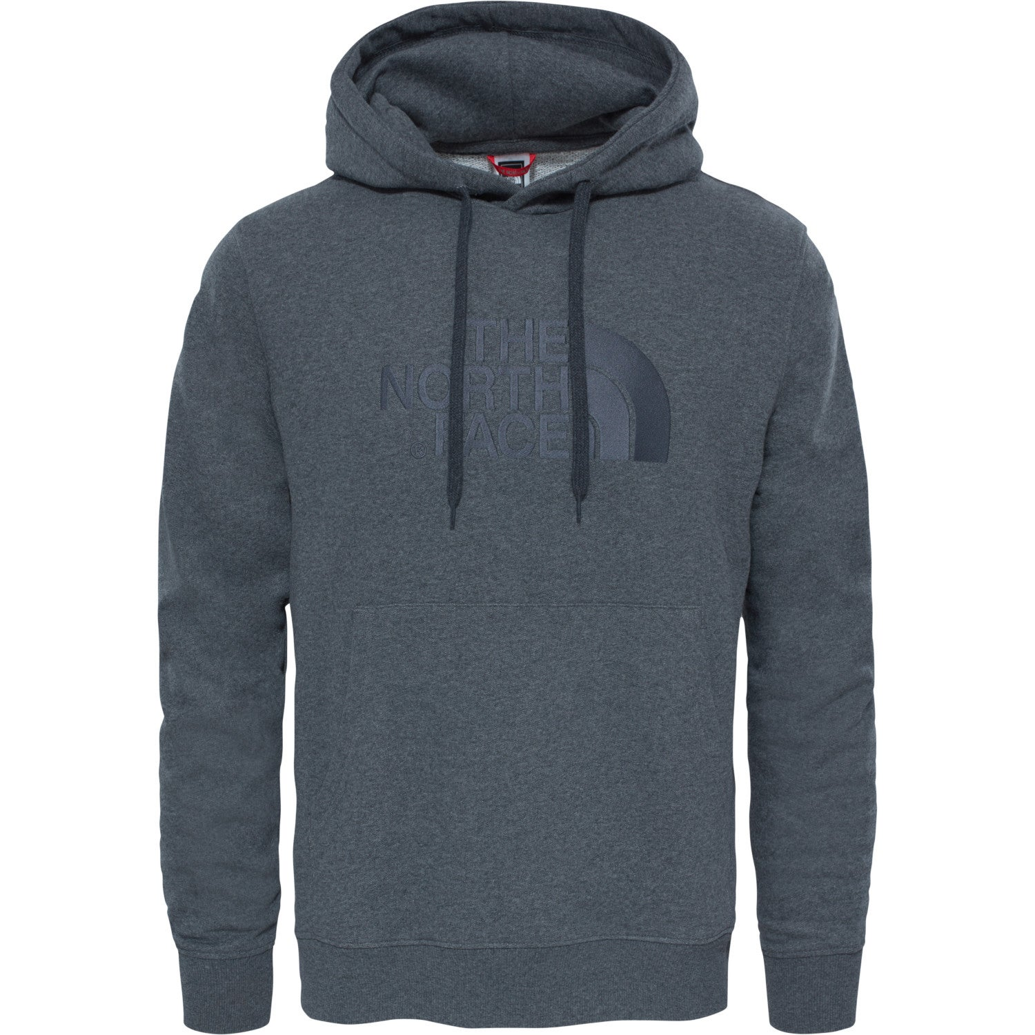 6a9f78ded Details about The North Face Drew Peak Light Hoody Pullover - Tnf Medium  Grey Heather