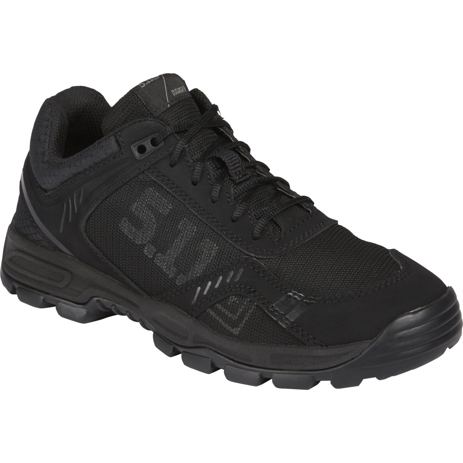 5.11 Tactical Ranger Unisex Boots Military - Black All Sizes