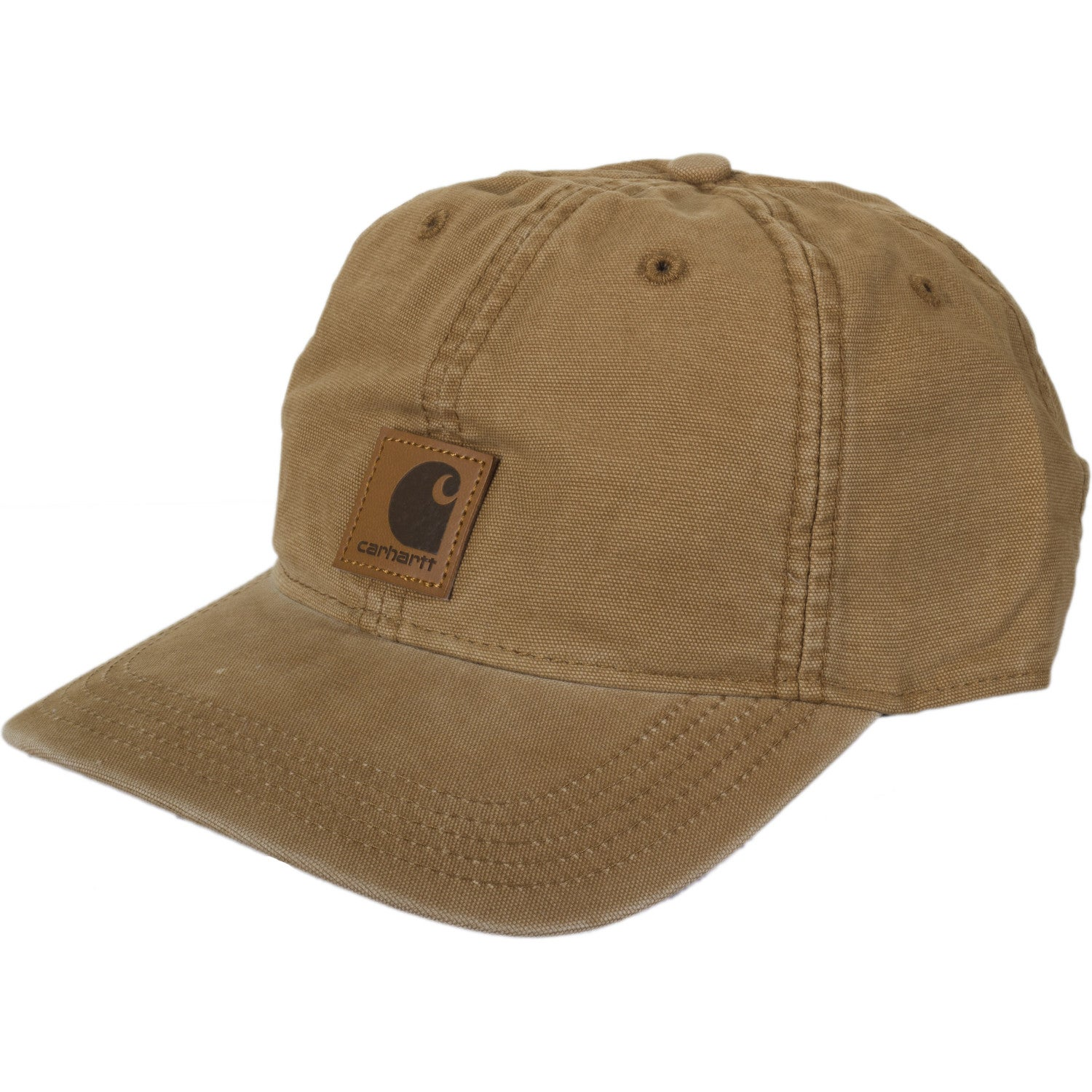 98de1306411 Carhartt Odessa Mens Headwear Cap - Brown One Size