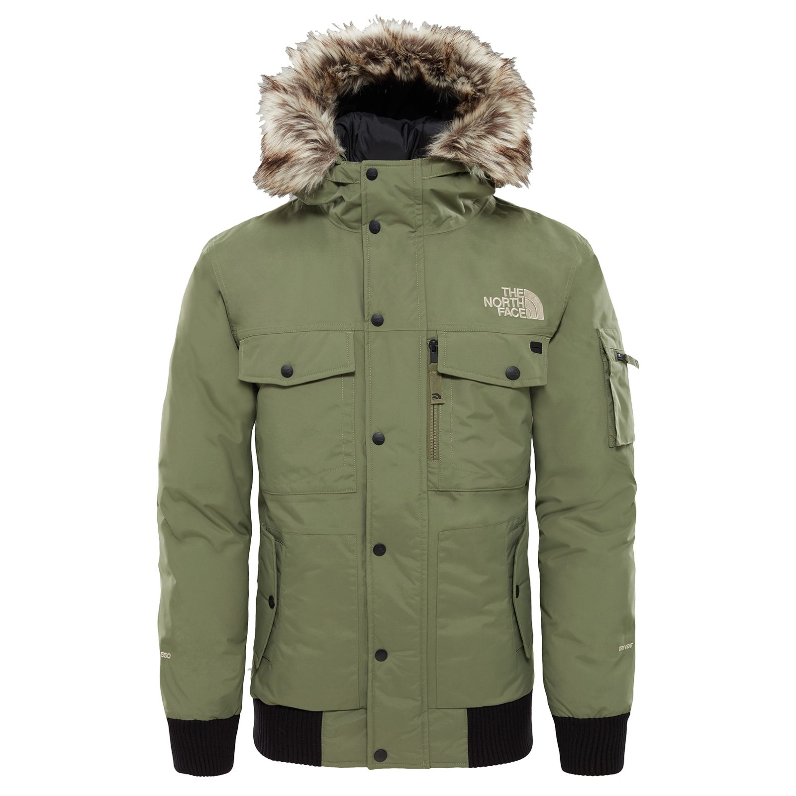 c409d2734 Details about The North Face Gotham Mens Jacket Down - Four Leaf Clover All  Sizes