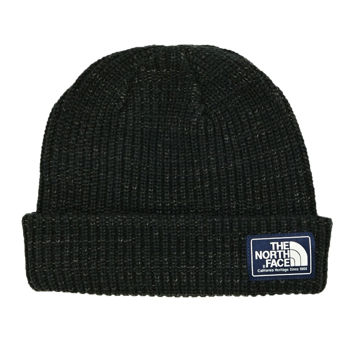 57d5f15098e The North Face Salty Dog Unisex Headwear Beanie Hat - Tnf Black One ...