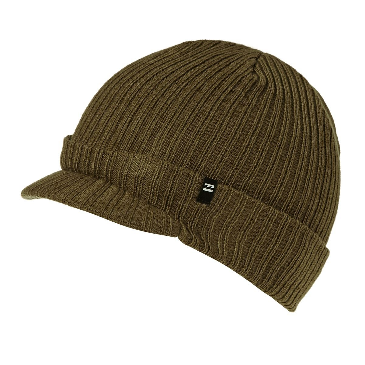 5956f3c5c83 Billabong Arcade Brim Mens Headwear Beanie Hat - Camel One Size