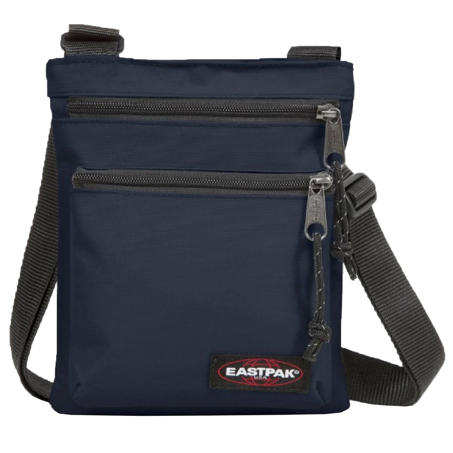 6f85ab1564 Eastpak Rusher Unisex Bag Messenger - Cloud Navy One Size