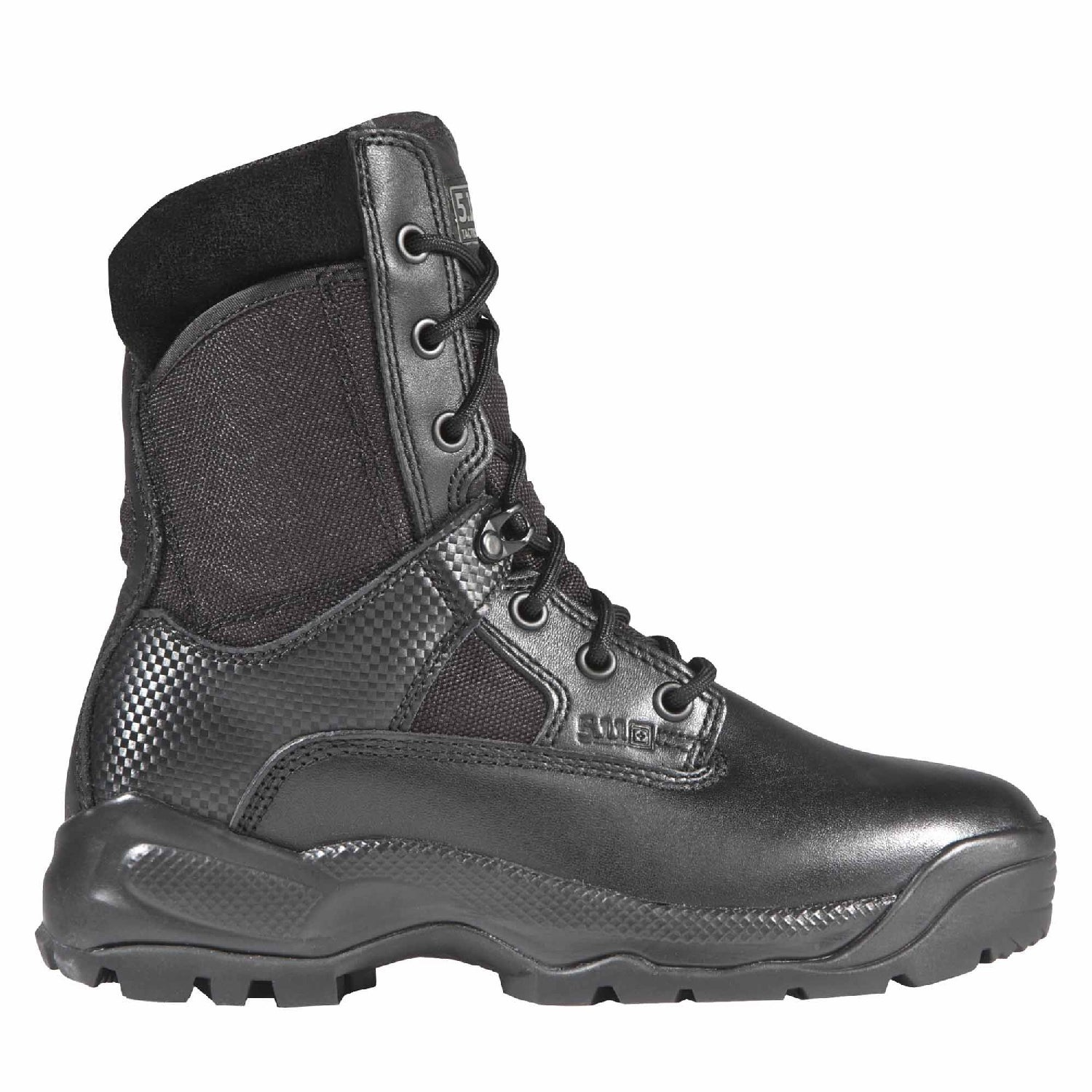 5.11 Tactical Atac 8 Inch Womens Boots Military - Black All Sizes  256068a241