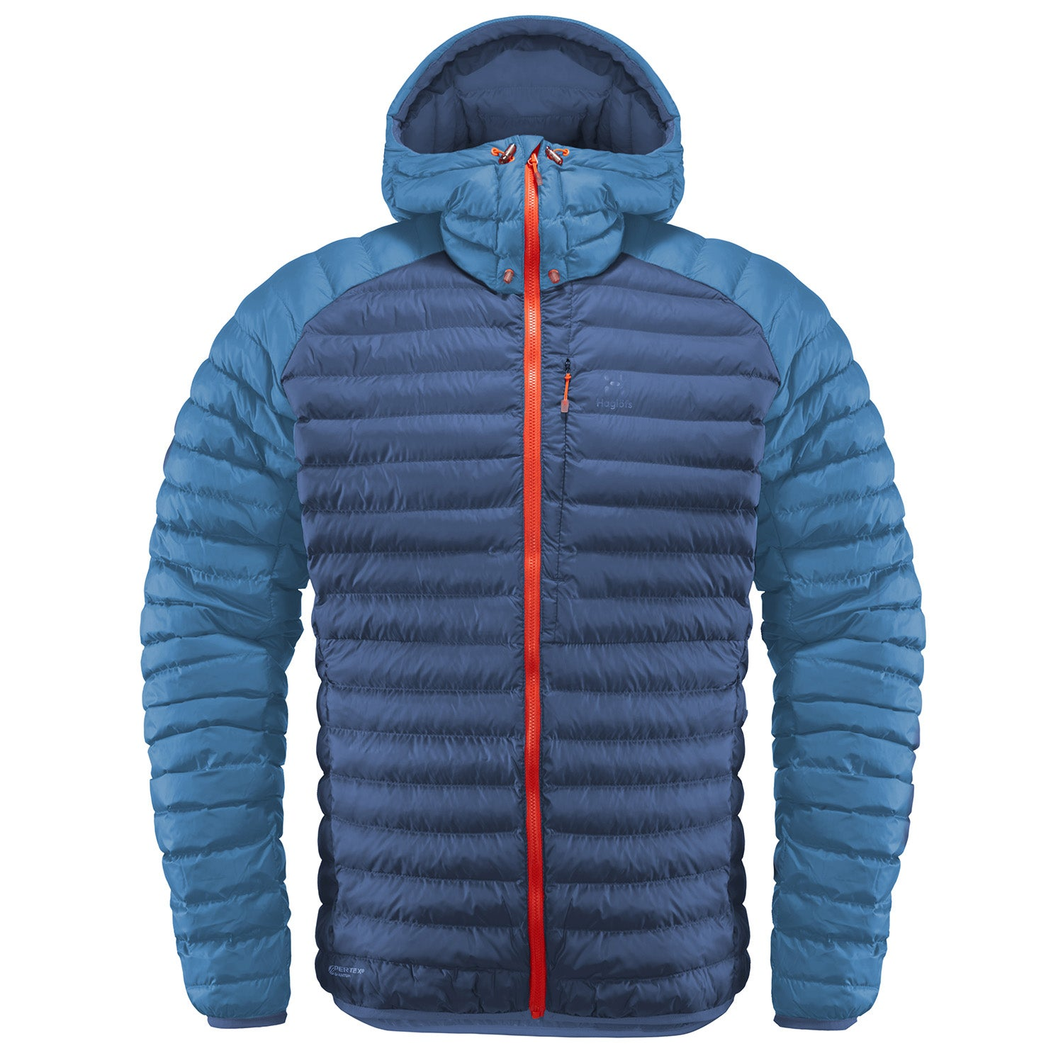 37219a0a9ac Haglofs Essens Mimic Hood Men Mens Jacket Down - Tarn Blue blue Ink ...