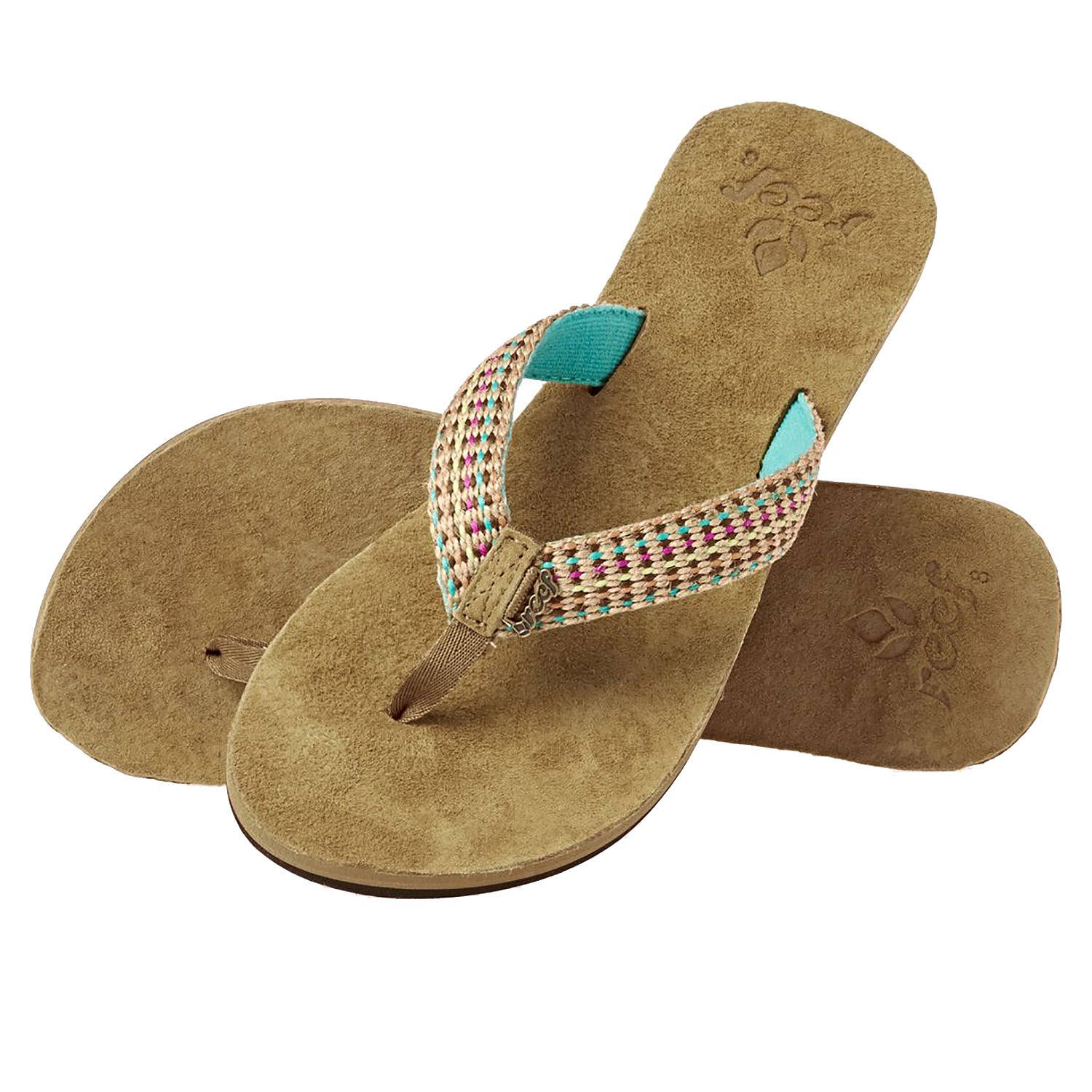 Teal All Sizes Reef Gypsylove Womens Footwear Sandals