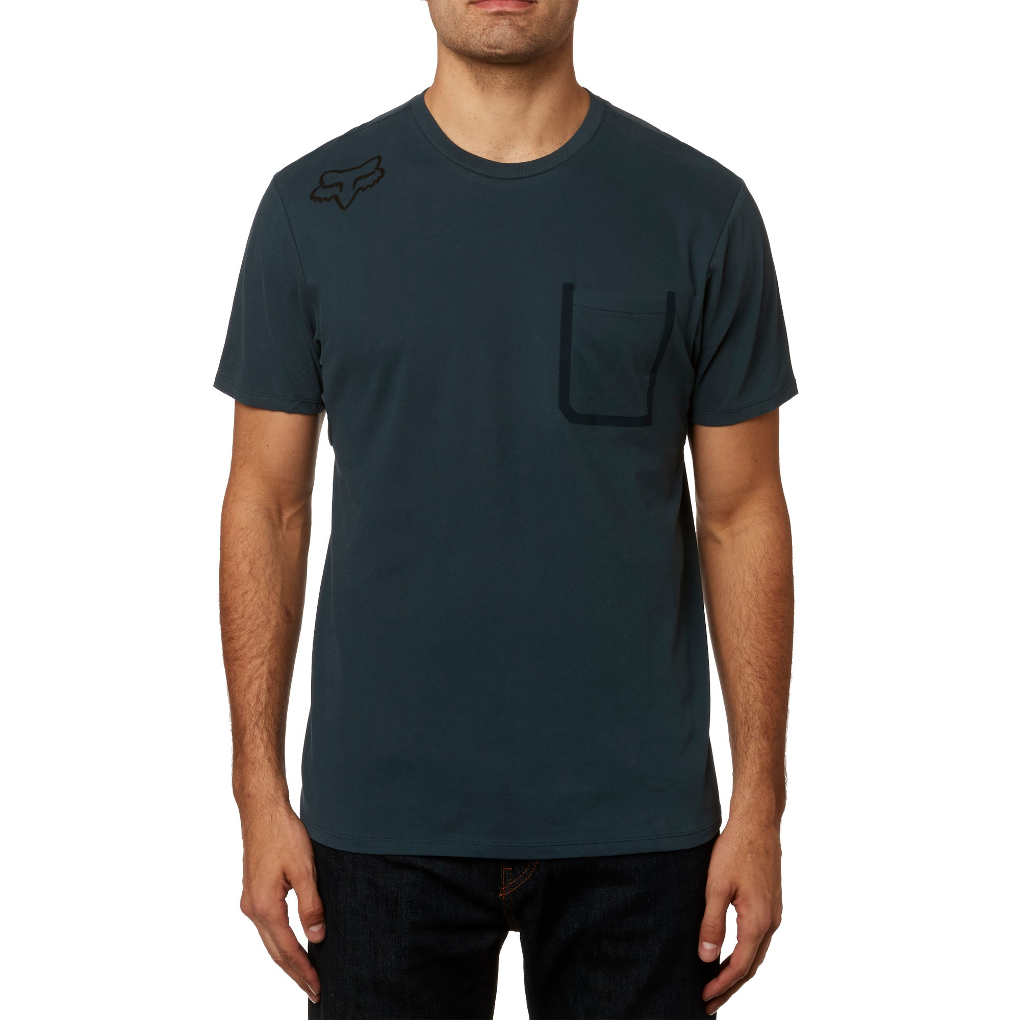 9c41e8df161d Fox Racing Redplate 360 Airline Mens T-shirt - Navy All Sizes