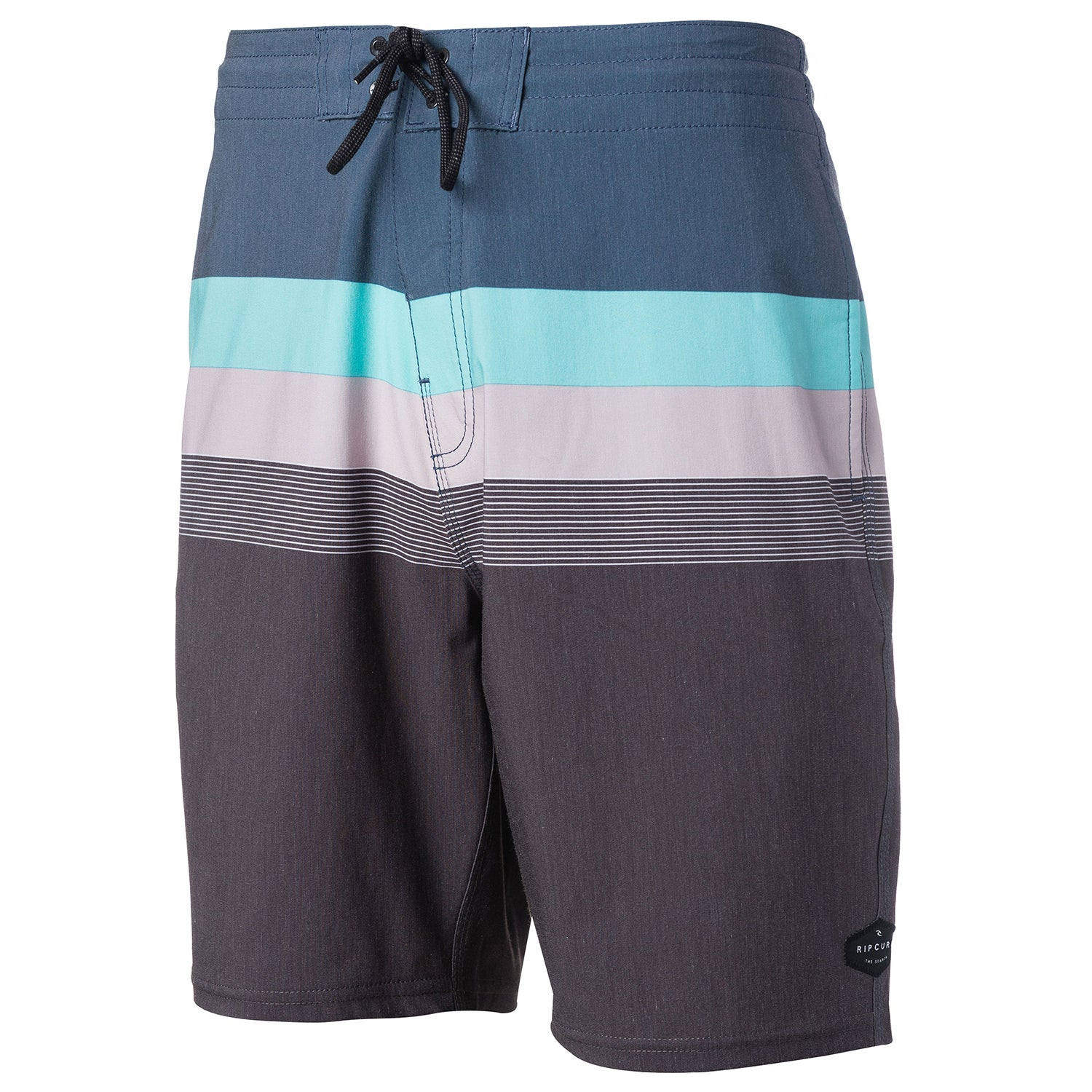 f776f04dfc Rip Curl Rapture Layday 19in Mens Shorts Boardshorts - Black All ...