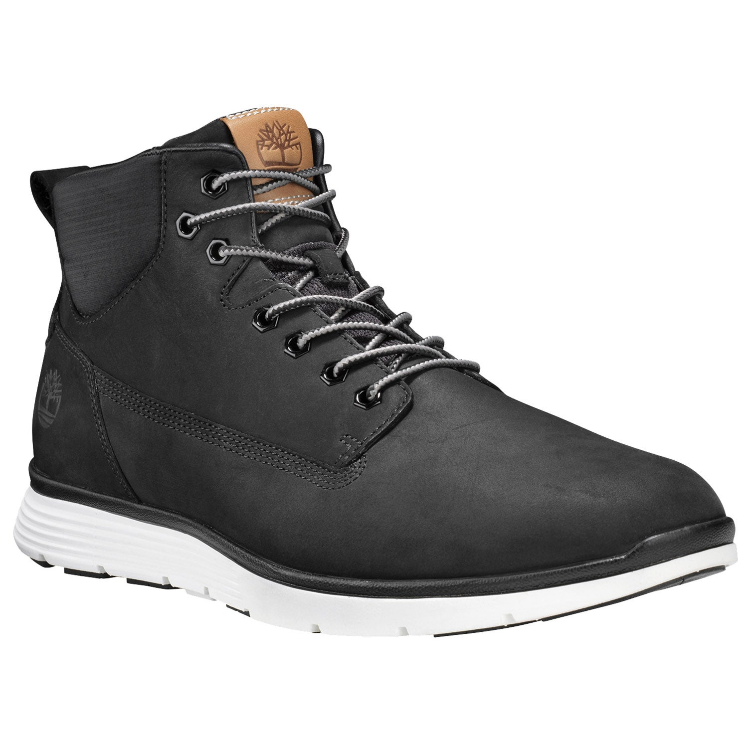 Details about Mens Timberland Killington Chukka Boots Black Nubuck Boots