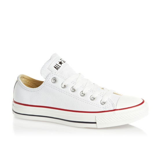 d3c3f0137 Calzado Converse Chuck Taylor All Stars Ox Leather - White