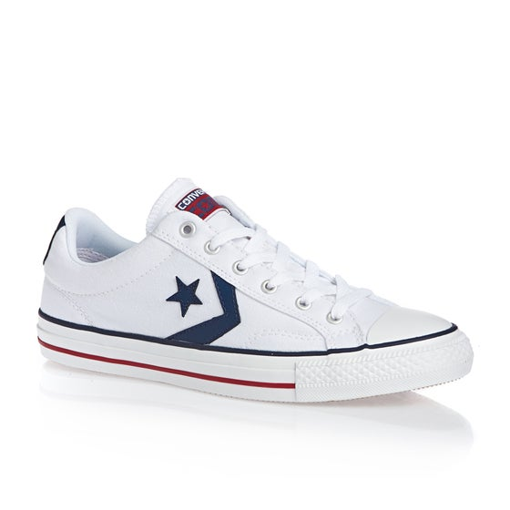 125fd0475 Calzado Converse CONS Remastered Star Player OX - White White Navy