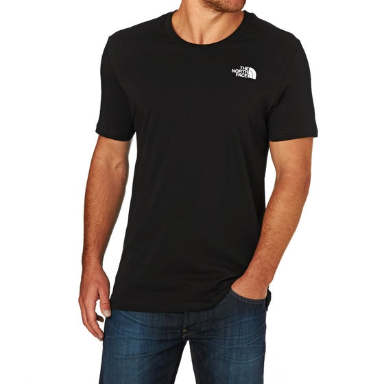 9a51a20ab170b North Face Simple Dome Short Sleeve T-Shirt - TNF Black