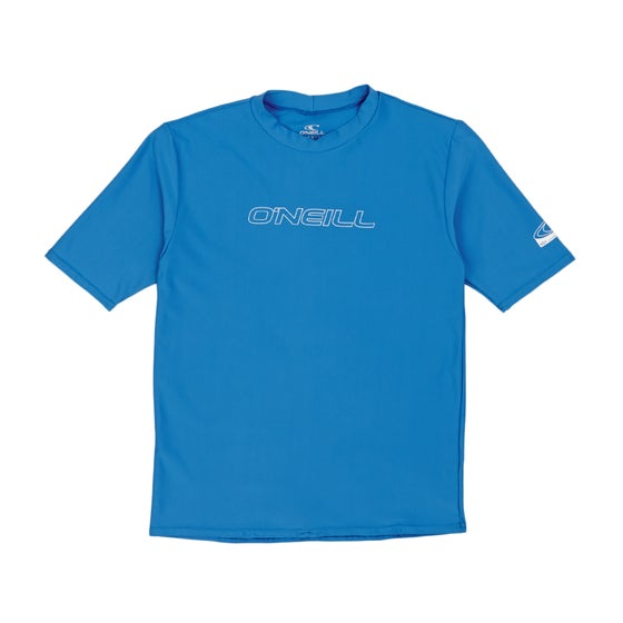 84a3daf00 O Neill. O Neill Basic Skins Short Sleeve Boys Surf T-Shirt - Brite Blue