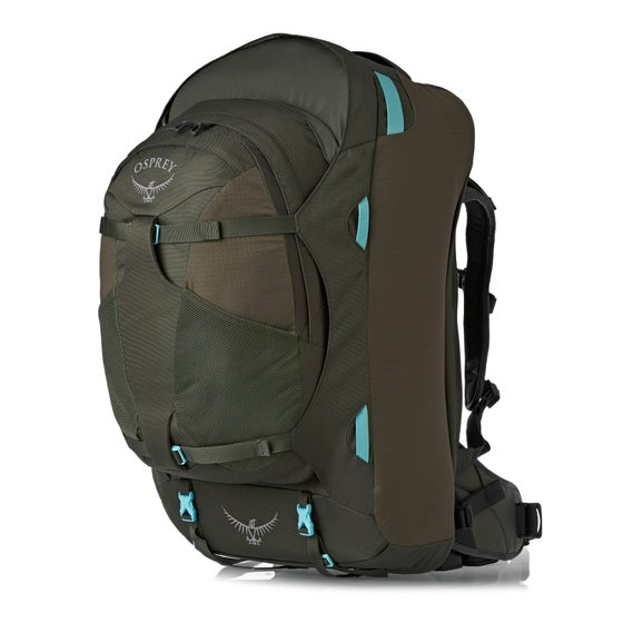 e0625e69b Mochilas Senhora Osprey Fairview 70 - Misty Grey