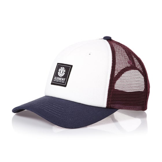 the latest 91a8d 2eae7 Element Icon Mesh Cap - Oxblood Red