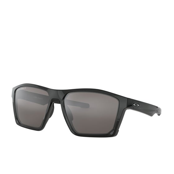 4aa217d653 Gafas de sol Oakley Targetline - Polished Black ~ Prizm Black Polarized