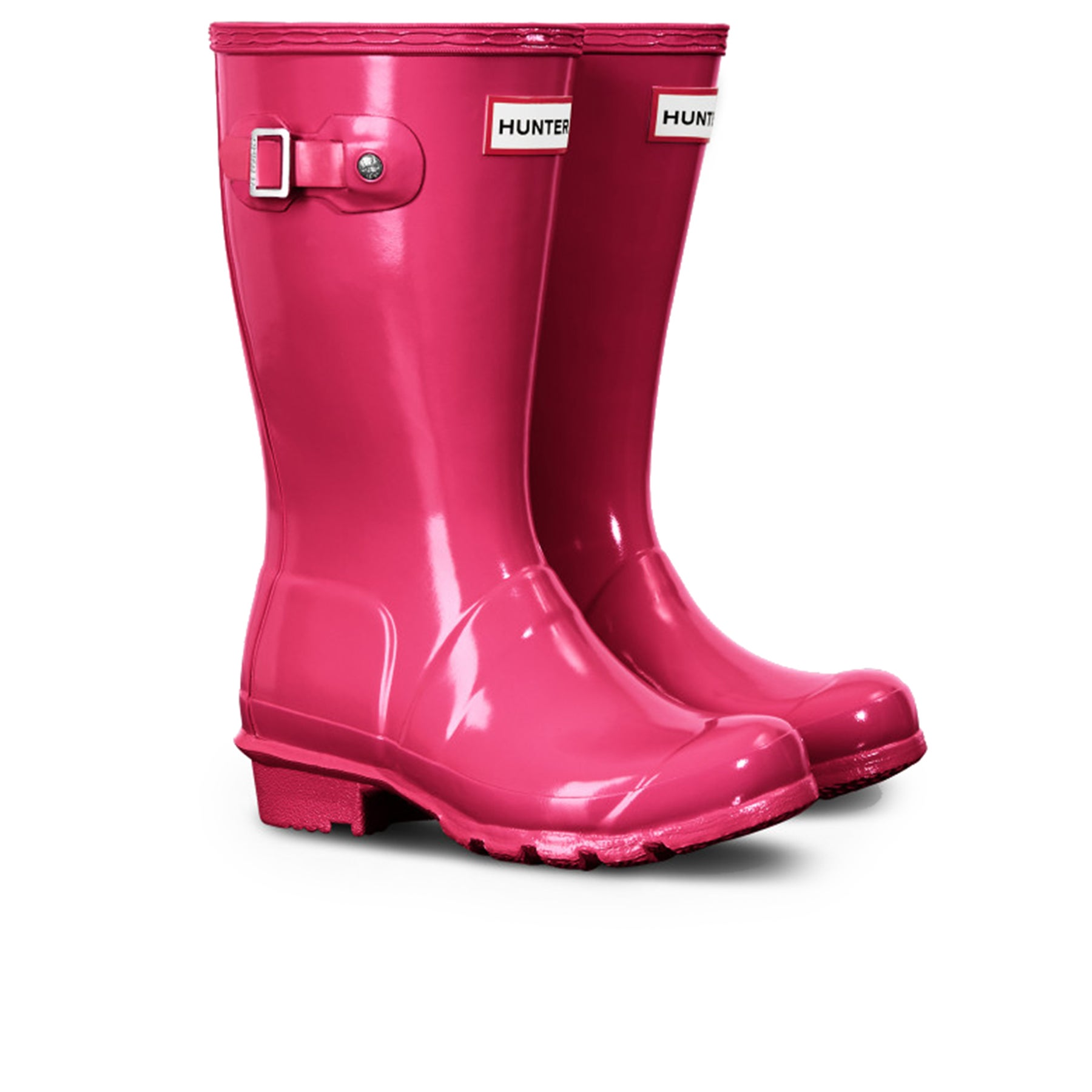Pink Glitter Hunter Wellies In Pain Kids' Clothing, Shoes & Accs