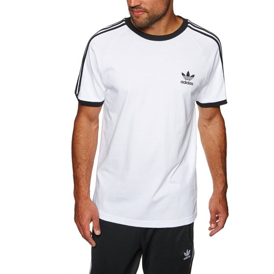 promo code 54381 6e777 Adidas Originals. Adidas Originals 3 Stripes Short Sleeve T-Shirt ...