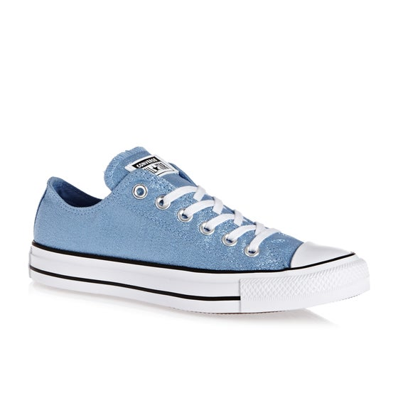 d375a9b77 Calzado Mujer Converse Chuck Taylor All Star Ox - Light Blue White Black