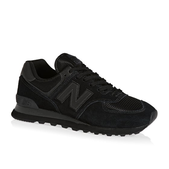 on sale 96488 8548a Chaussures New Balance Ml574 - All Black