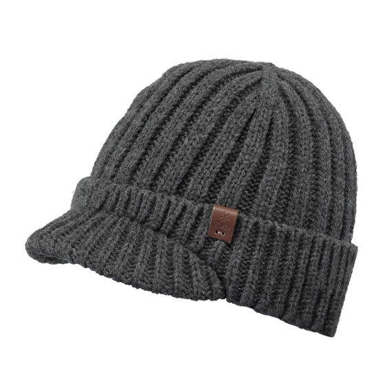9f0b95e140bb7 Barts. Barts Silo Beanie - Dark Heather