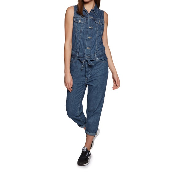 1942943fc Jumpsuit Mujer Levis Cropped Taper - Delicate Condition