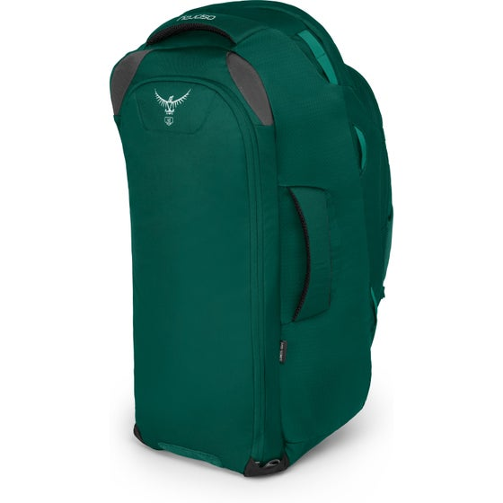 bd0a74dc5 Mochilas Senhora Osprey Fairview 55 - Rainforest Green