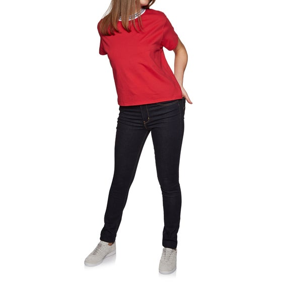 4ebbc67bfc5d Jeans Donna Levis 721 High Rise Skinny - To The Nine