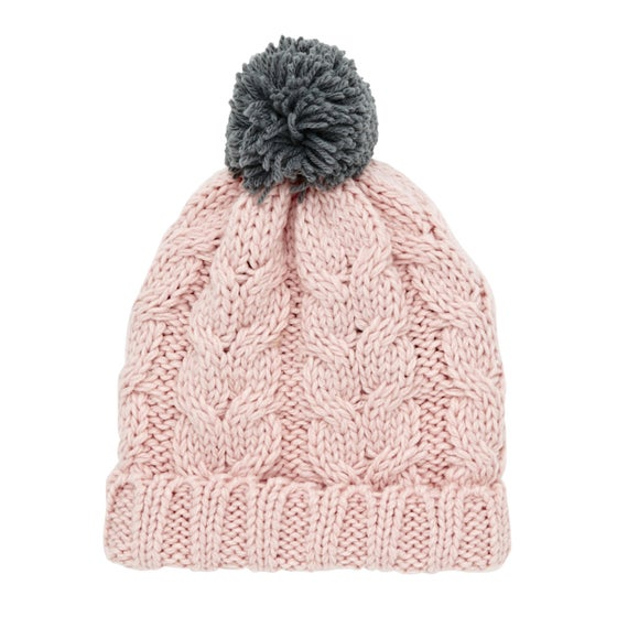 f7aa6266e0535 SWELL. SWELL Whistler Cable Pom Womens Beanie ...