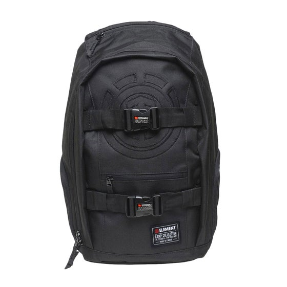 dfd44df0a Mochila de Skate Element Mohave - All Black