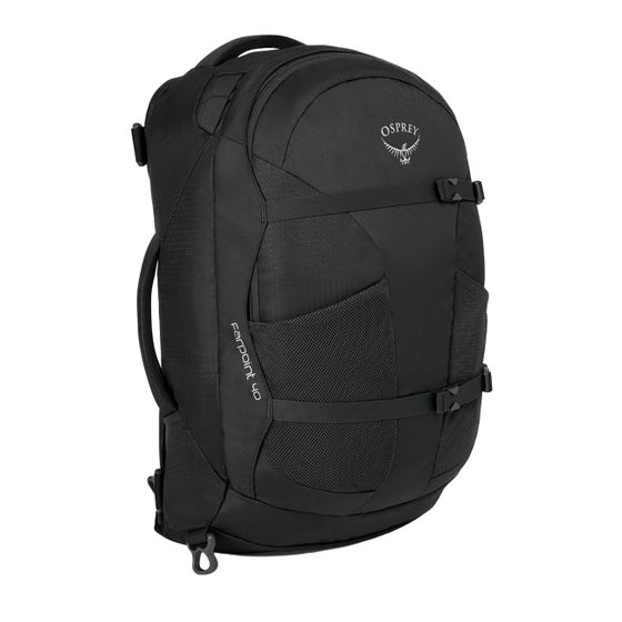 aaa9505a532f1 Osprey Farpoint 40 Backpack - Volcanic Grey