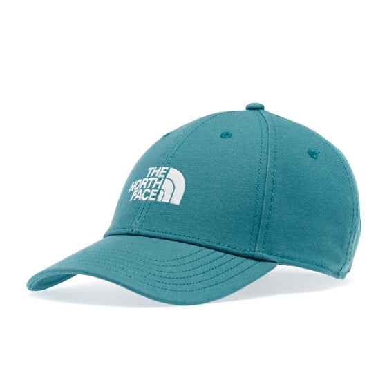 best sneakers 08ff1 6c0a0 North Face 66 Classic Cap - Storm Blue TNF White
