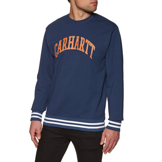 bdeff8dab480a Carhartt Knowledge Sweater - Blue