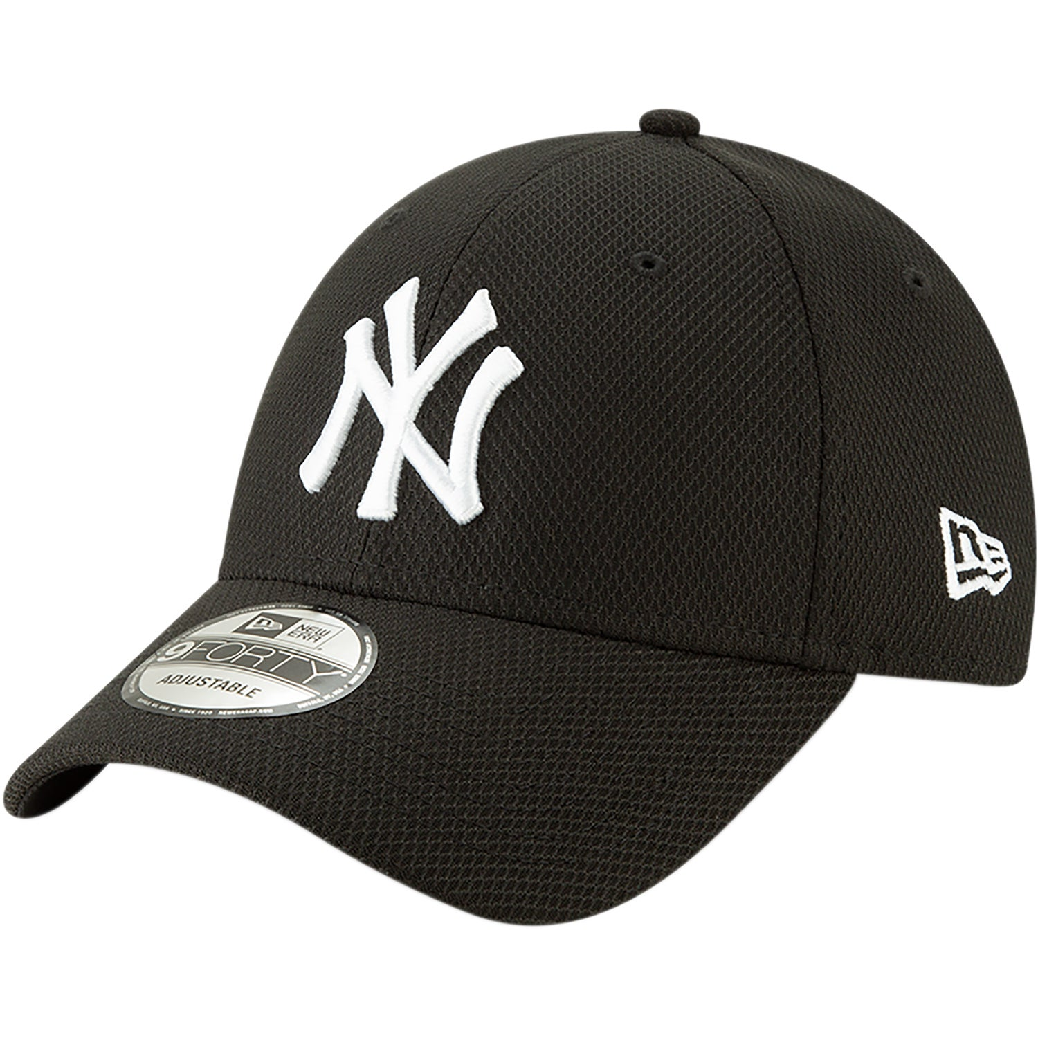 834886d0cd2 New Era Diamond 9forty Unisex Headwear Cap - York Yankees One Size ...