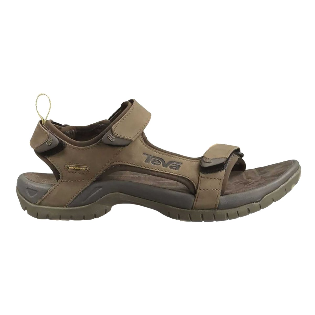 c286323c68bb1 Teva Tanza Footwear Sandals - Brown All Sizes