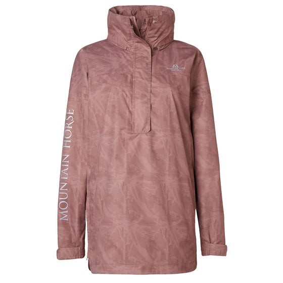 a30f805a Mountain Horse Air Anorak Ladies Riding Jacket - Vintage Pink