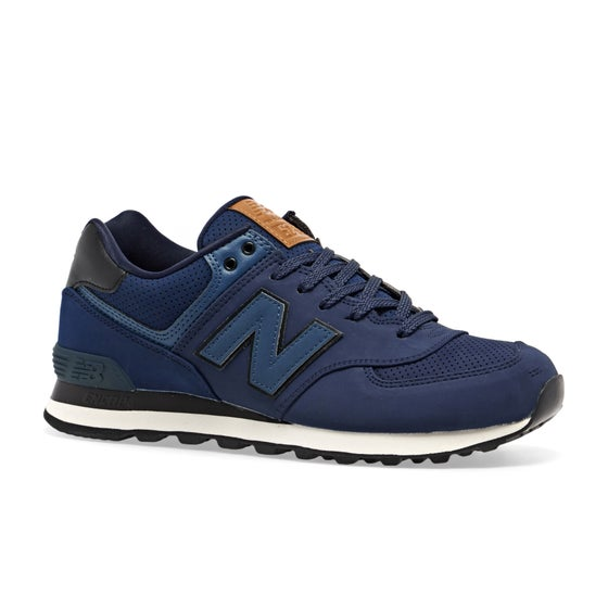 30c4a39ab New Balance. New Balance Ml574 Shoes - Dark Blue