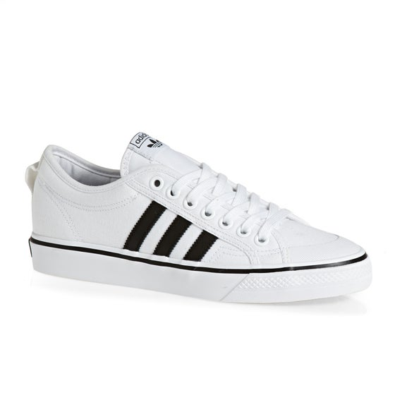 promo code 747c2 47781 Adidas Originals. Adidas Originals Nizza Shoes - White Black