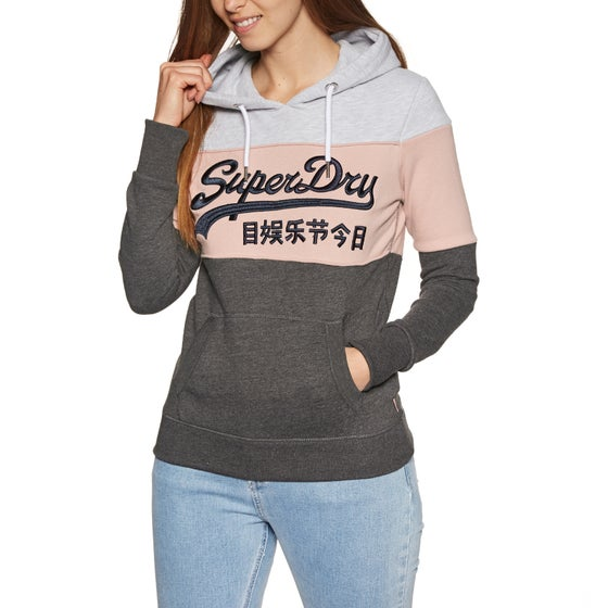 f141d6357ab Superdry. Superdry Vintage Logo High Build Womens Pullover Hoody ...
