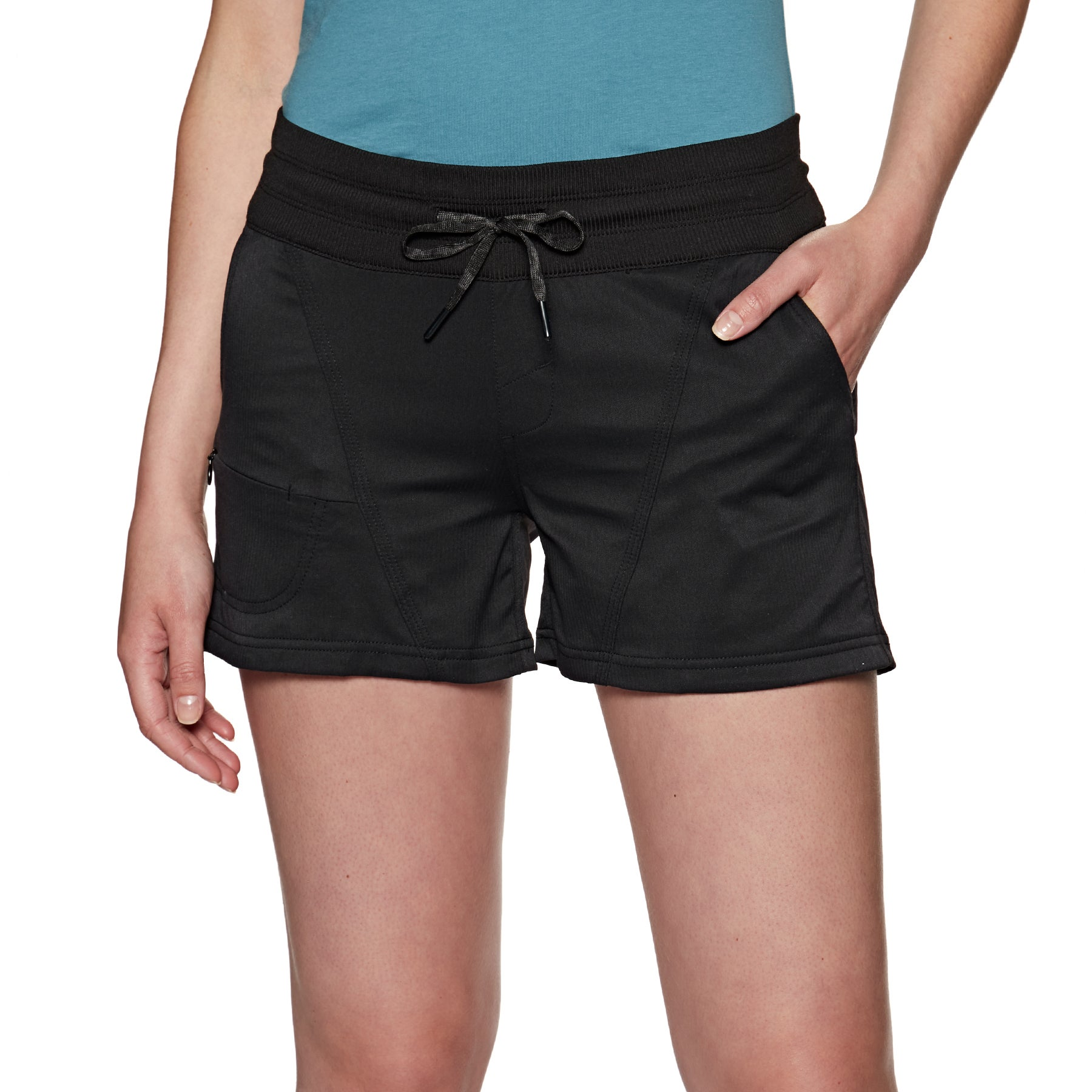 5fb480a63 Details about The North Face Aphrodite 2.0 Womens Shorts - Tnf Black All  Sizes
