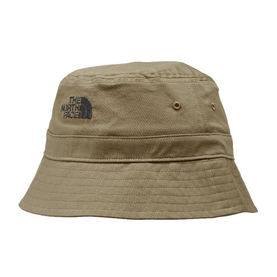 5e2c450f51c3d North Face Cotton Bucket Hat - Kelp Tan