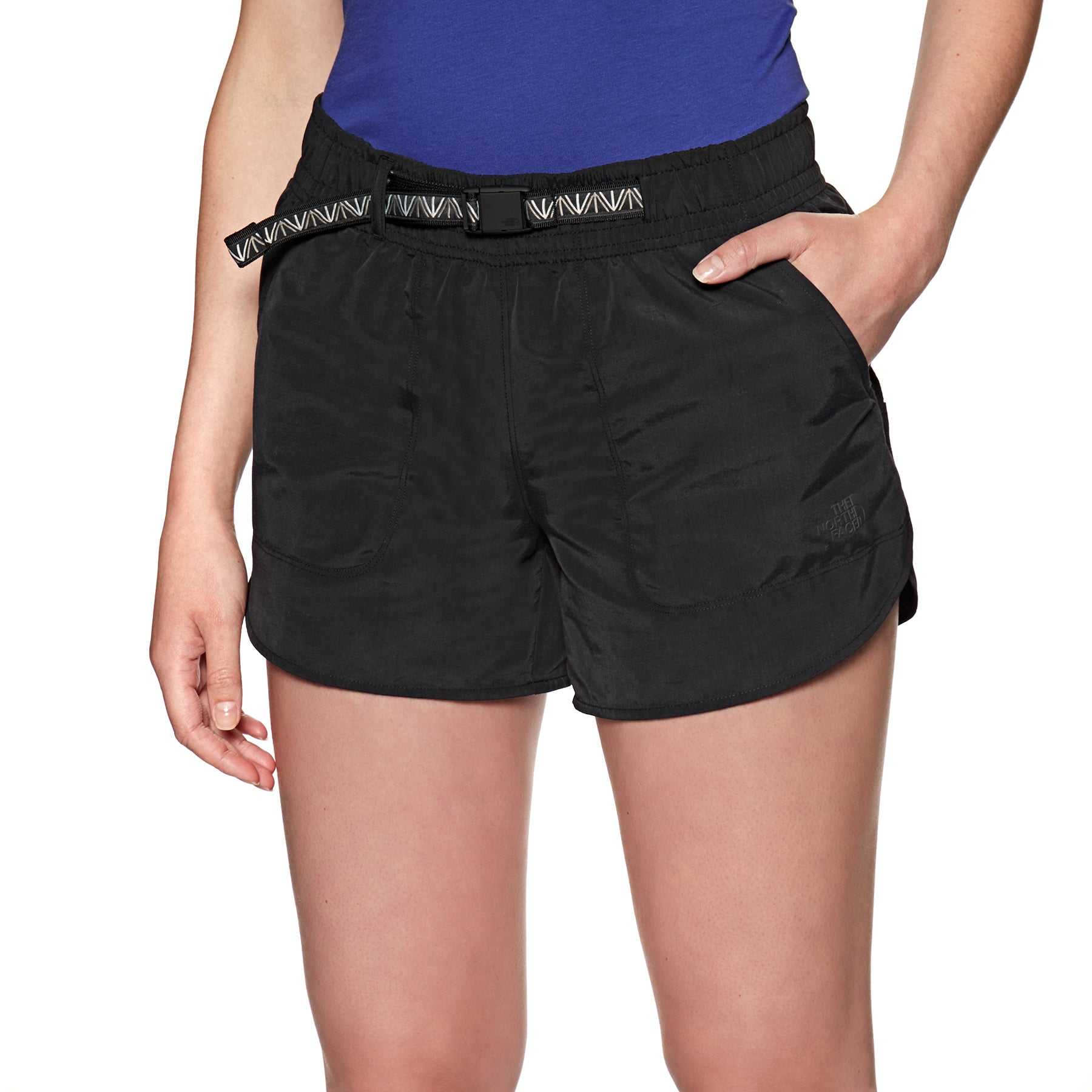 new release new images of latest design Details about The North Face Class V Hike Womens Shorts - Tnf Black All  Sizes