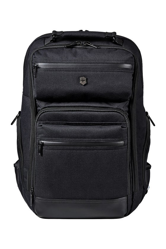 c6df6c8b1 Victorinox Rath Slim Laptop Backpack - Black